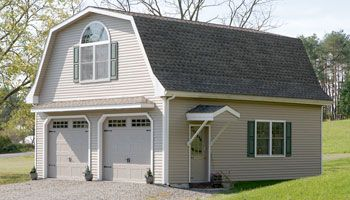 Best 20 garage apartment kits ideas on pinterest for Gambrel garage kit