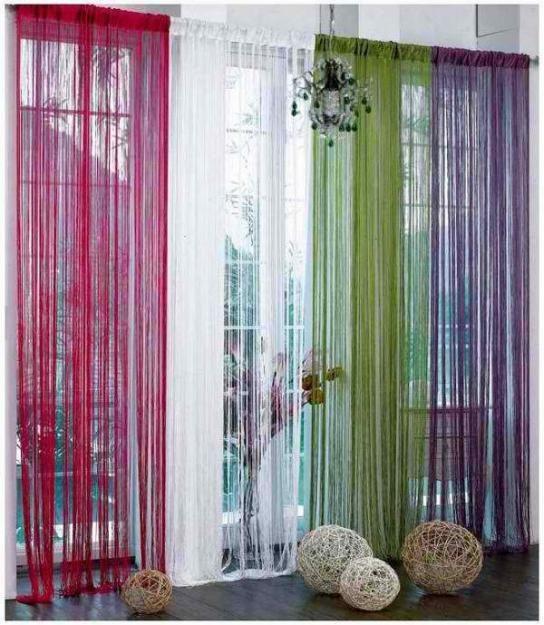 Best 25+ String curtains ideas on Pinterest | Church stage design ...