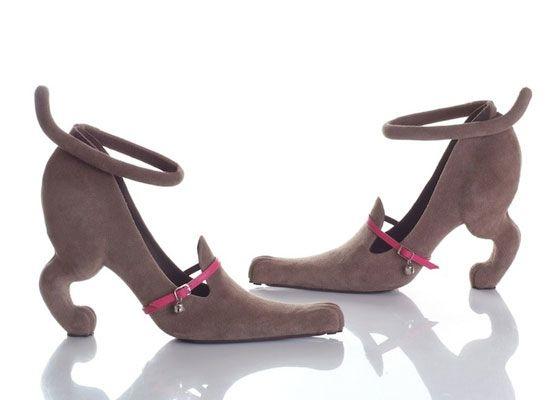 Crazy Woman Shoes