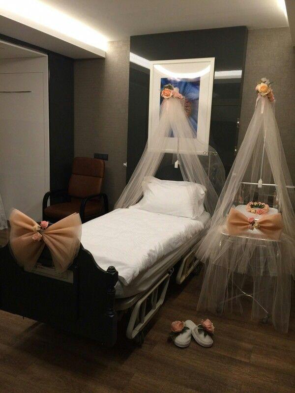 Hastane odasi susleme