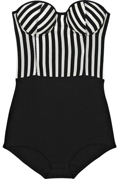 WANT SO BAD.: Cute Bath Suits, Black And White, Retro Swimwear, Retro Swimsuits, Vintage Bath Suits, One Pieces Swimsuits, Black White, Vintage Swim, Body Suits