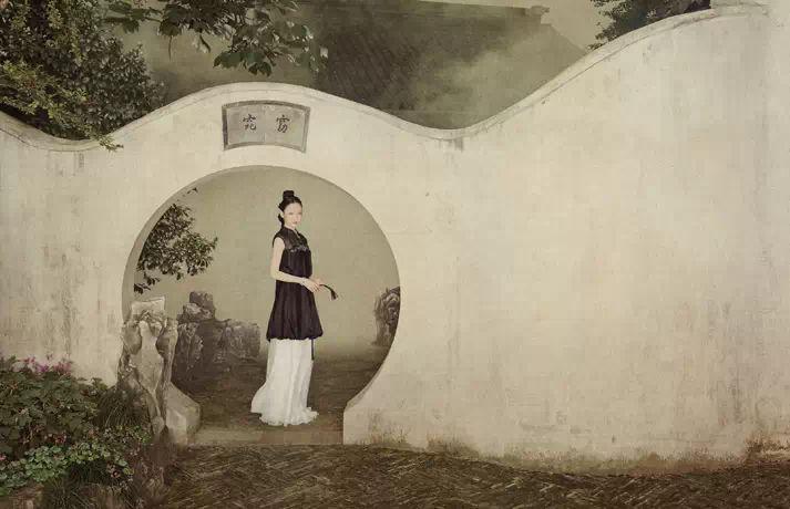 中国元素|整天崇洋的人,看看吧!中国式摄影,你所想不到的美
