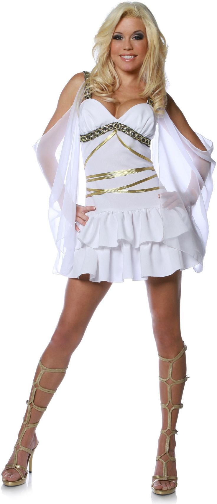 Aphrodite Adult Costume from BuyCostumes.com