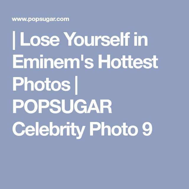 | Lose Yourself in Eminem's Hottest Photos | POPSUGAR Celebrity Photo 9