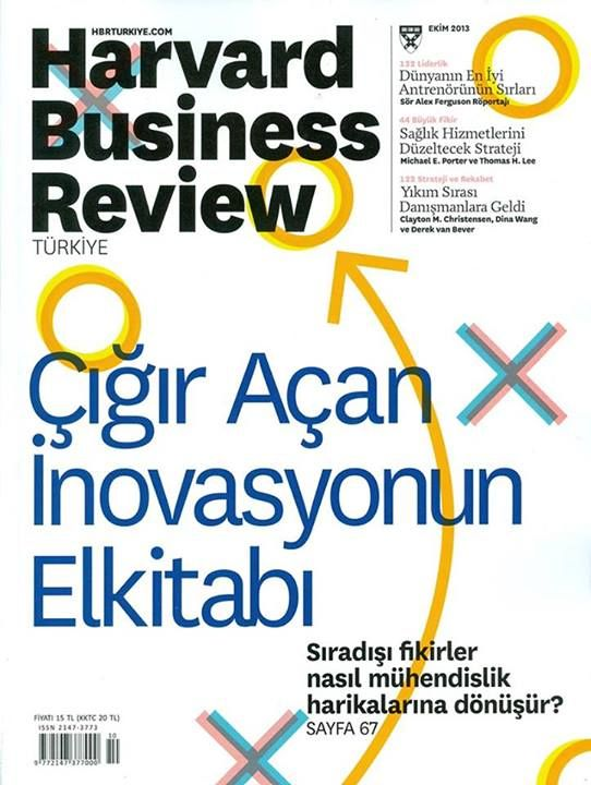 Harvard Business Review / Dr.Hakan Gürsu - Designnobis.