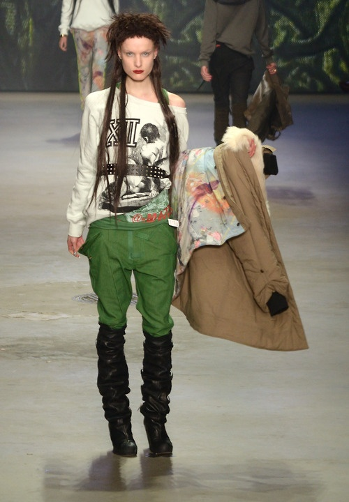 The People of The Labyrinths @ Amsterdam Fashion Week. www.runwaypassport.com