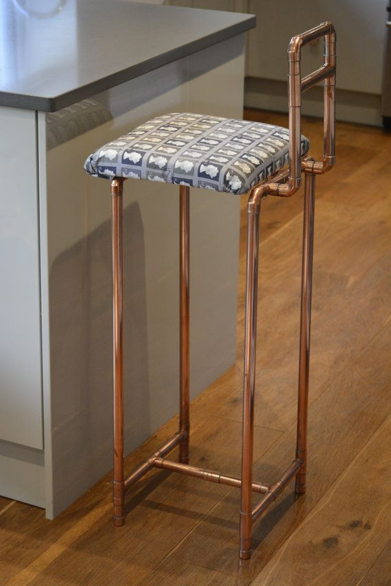 Copper Pipe Stool | PipeDreams3 | Pinterest | Pipes ...