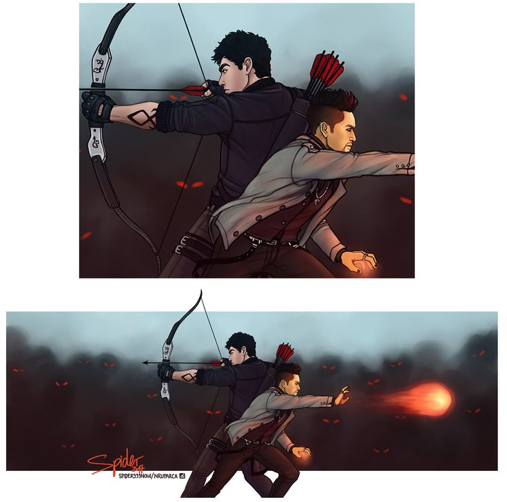 The power couple (this is what we should have gotten in episode 20, darn it!) ... From spider999now ... magnus bane, alexander 'alec' lightwood, shadowhunters, the mortal instruments, malec