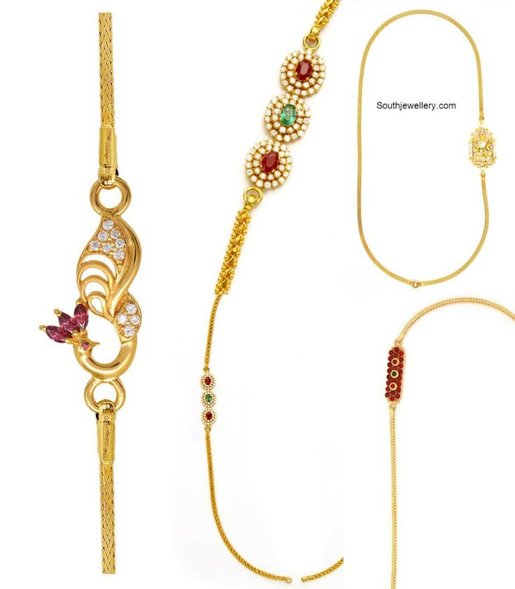 Thali Chain Models with Mugappu