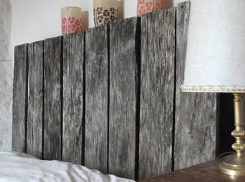 tuto t te de lit en palettes par sarahlesgrosbras sur le. Black Bedroom Furniture Sets. Home Design Ideas