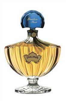 Shalimar - I remember my first bottle of Shalimar and the man who gave it  to me.