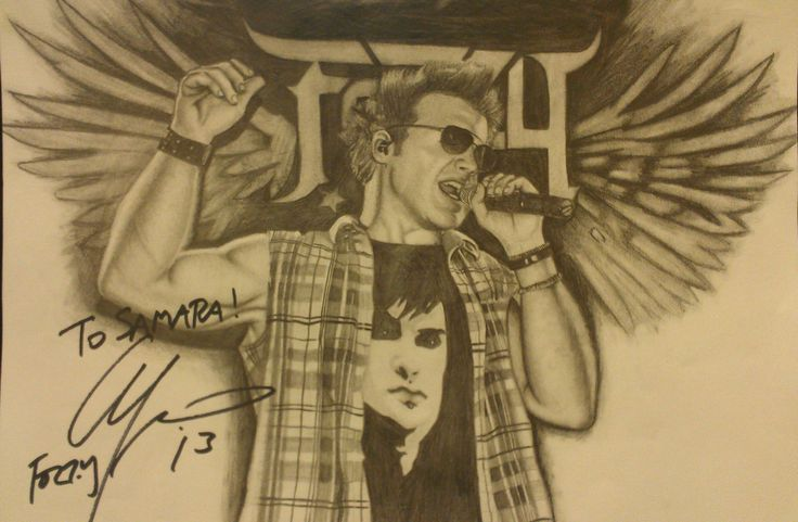 chris jericho from fozzy