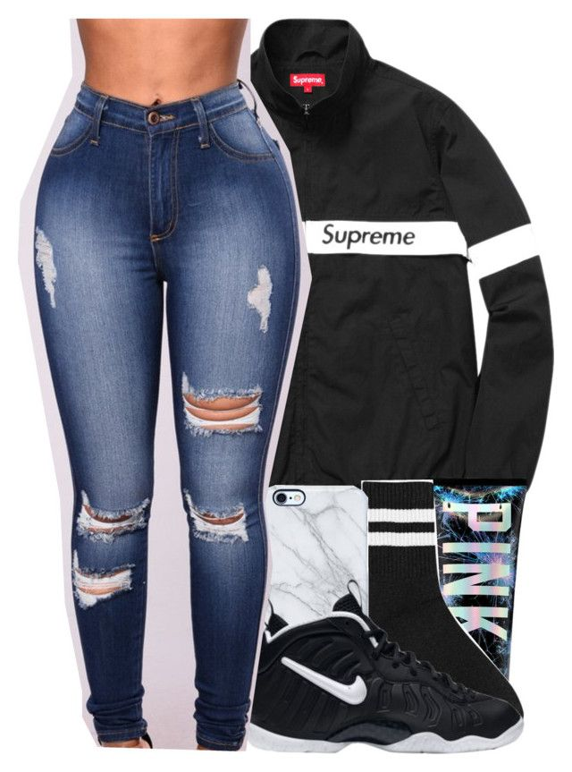 14a360546b0b2 supreme☄ | my style | Boujee outfits, Fashion outfits, School outfits