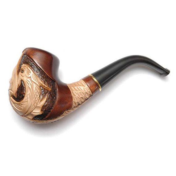 New Exclusive Smoking Pipe DRAGON. Tobacco от Tobaccopipesshop