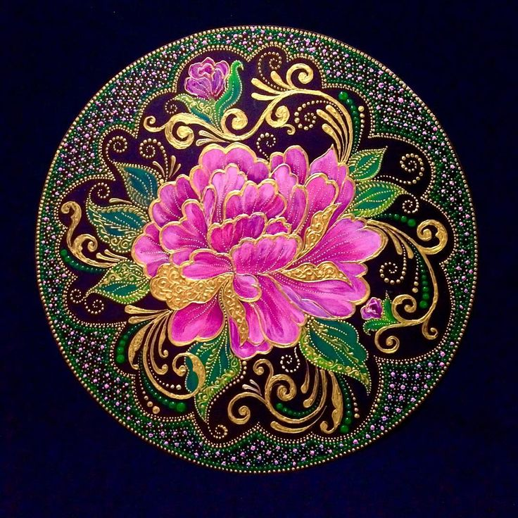 "Панно "" Розовый пион"" 30 см. Точечная роспись. Ручная работа. https://vk.com/club137004982  #Poltava #точечная #роспись #пейпарт #master #art #vase #plate #dot #painting #dotpainting #papeart #pape #handmade #gift #painting #painter #product #illustration #drawing #draw #picture #artist #beautiful #gallery #masterpiece #creative #graphic #graphics #artoftheday"