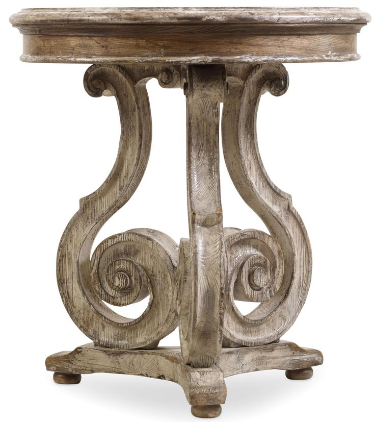 Chatelet Scroll Accent Table by Hooker Furniture