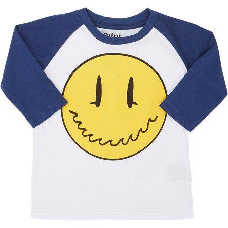 Munster Kids Smiley Face Long-Sleeve T-shirt at Barneys.com