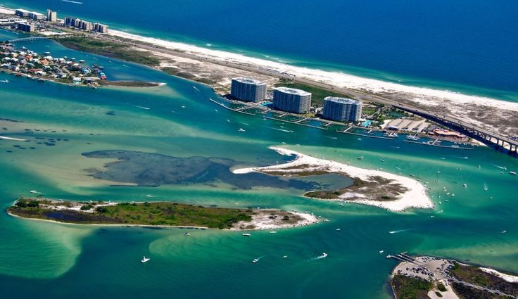 Robinson Island Orange Beach Al