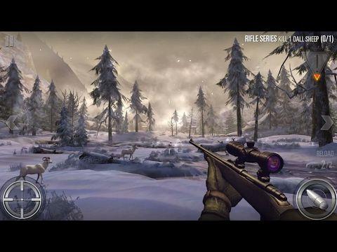 Deer Hunter (apk) Mega Mod