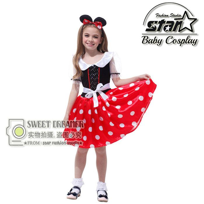 $21.00 (Buy here: https://alitems.com/g/1e8d114494ebda23ff8b16525dc3e8/?i=5&ulp=https%3A%2F%2Fwww.aliexpress.com%2Fitem%2FKids-Christmas-Birthday-Gift-Minnie-Mouse-Party-Fancy-Costume-Halloween-Cosplay-Girls-Fashion-Tutu-Mini-Dress%2F32721650003.html ) Kids Christmas Birthday Gift Minnie Mouse Party Fancy Costume Halloween Cosplay Girls Fashion Tutu Dress+Ear Headband 4-12Y for just $21.00