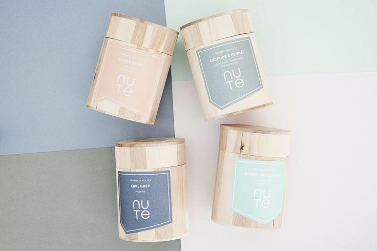 NUTE – Organic tea   Yellows