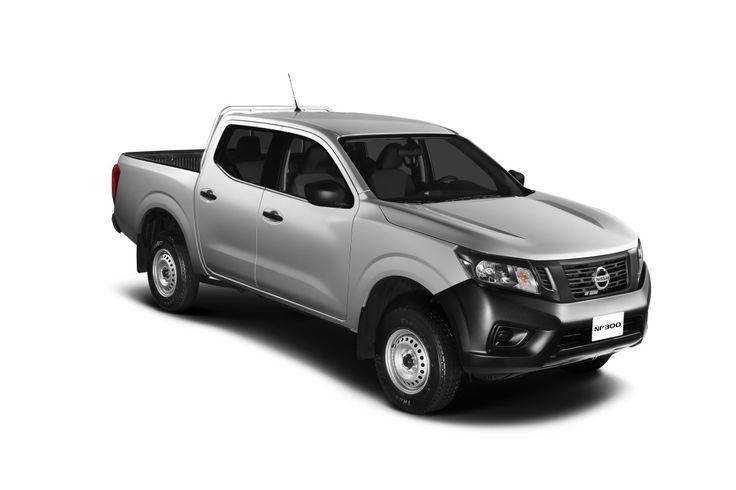 Ya en Colombia las nuevas versiones de Nissan NP300 4x2 y 4x4.