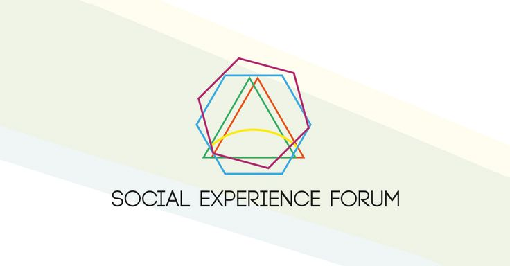 A recap of the First Social Experience Forum and a list of some useful insights we collected.