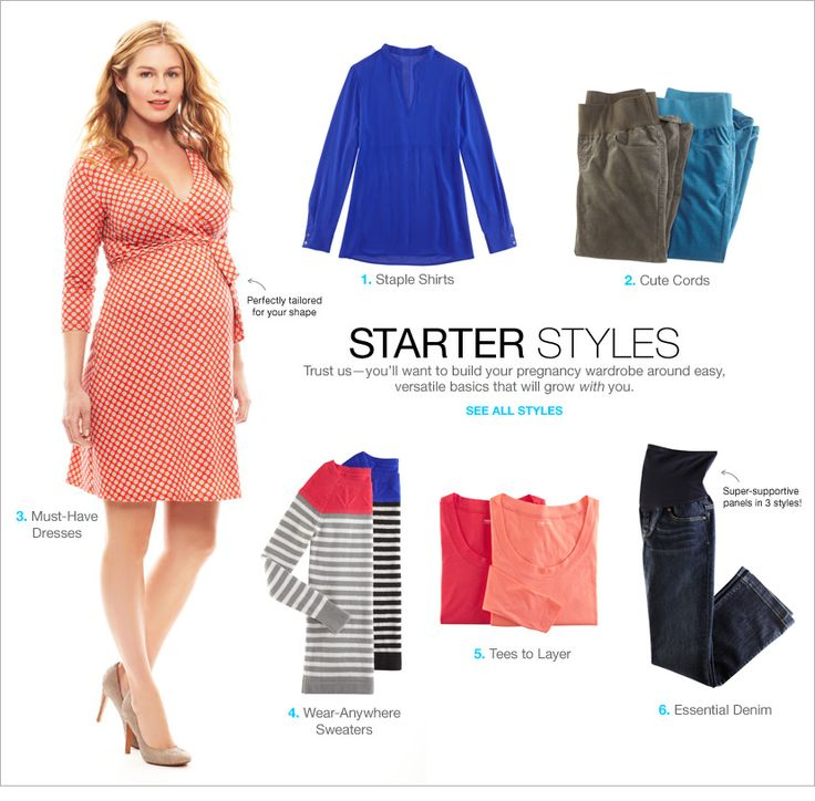 list of maternity clothing sites.