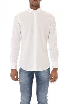 GLANSHIRT Camicia bianca per uomo primavera estate 2015 http://www.rionefontana.com/it/camicie-uomo-online-store/4094-glanshirt-camicia-bianca-per-uomo-primavera-estate-2015.html