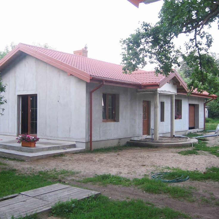 na podstawie projektu #mgprojekt Zobacz inne realizacje domów z @MGProjekt na http://www.mgprojekt.com.pl/?utm_content=buffered3ce&utm_medium=social&utm_source=pinterest.com&utm_campaign=buffer
