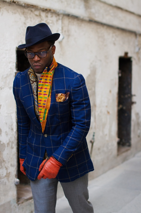 Cool Stuff We Like Here @ CoolPile.com ------- << Original Comment >> ------- African street style.