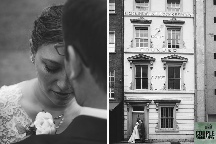 close up and far away! Real Wedding by Couple Photography