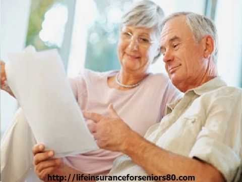 Life insurance for seniors without medical exam