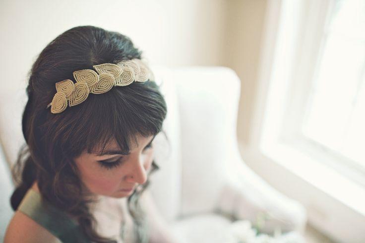 Vintage Bridal Hairband
