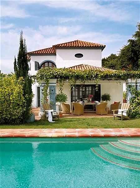 find this pin and more on californian spanish revival style homes - Spanish Style Homes