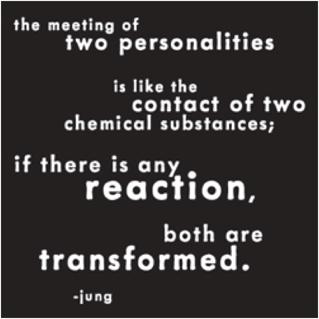 what is the meaning of chemistry in a relationship