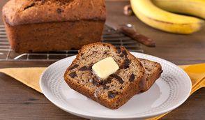 Chocolate Chunky Banana Bread