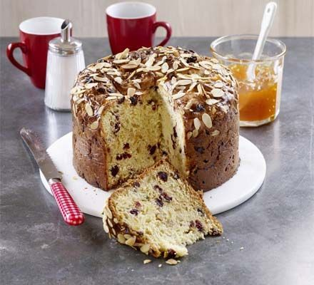 Made this panettone a few Christmases ago. Was amazingly delicious and authentic.