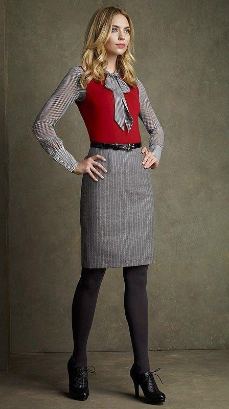 25 Shades Of Grey Women Office Wear Ideas Styleoholic | Styleoholic