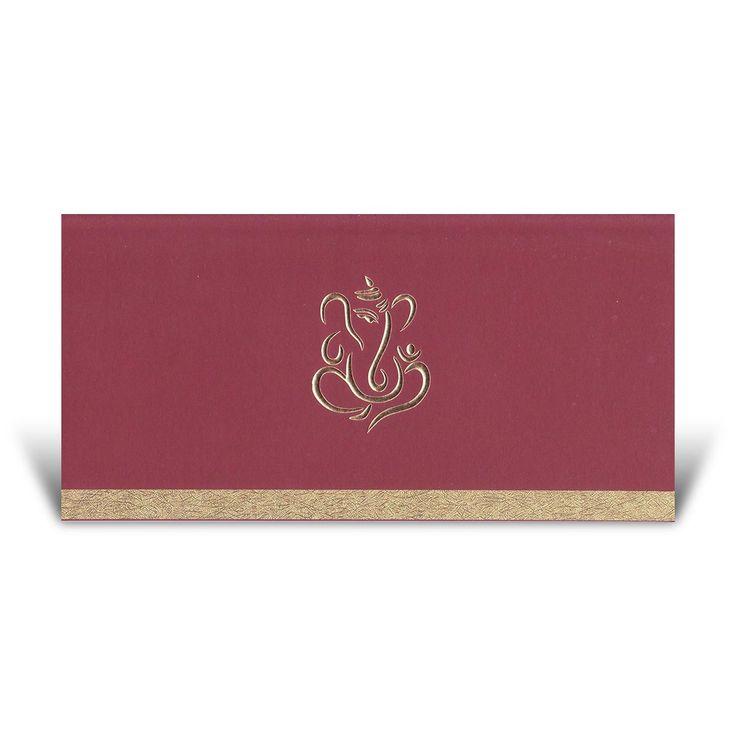 Kankotri - Wedding Invitation Cards Leicester | All Kankotri : Kankotri 6, Invitation Card, Wedding Invitation Card, Dark Red Invitation Card, Hindu Wedding Invitation Card