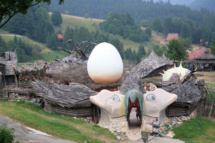 Fairyland Habakuky in Donovaly near Hotel Kaskady   #luxury #holiday #hotel #kaskady #fairyland #Donovaly #Slovakia