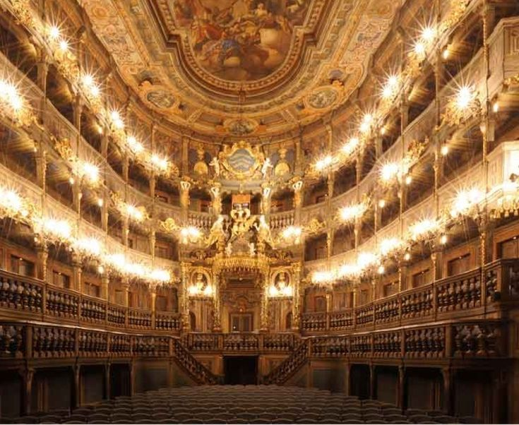UNESCO World Heritage Sites: 26 New Sites Added To List Of Tourism Hot Spots (PHOTOS) Margravia  Opera House, Germany: Del Margrav, Heiko Oehm, Opera Houses, Ópera Del, Houses Bayreuth, Lakes Bsv, Bavarian Department, Bayreuth Germany, Margravi Opera
