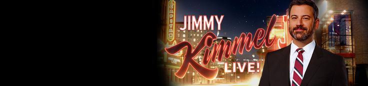 Own a piece of Jimmy Kimmel Live! | eBay Events