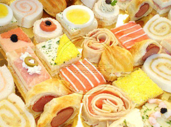 Ricette per buffet - Ritroviamoci in cucina