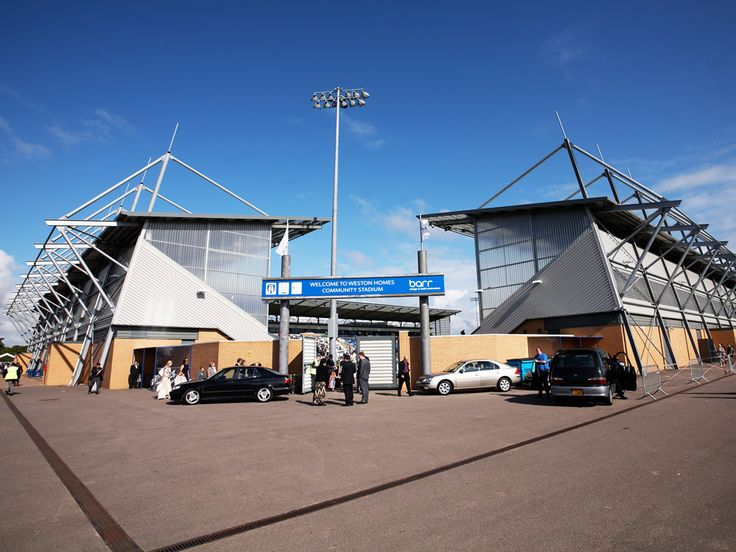 Weston Homes Community Stadium - External - Colchester United FC
