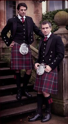 How to wear your kilt (something every Celtic dude needs to know...)