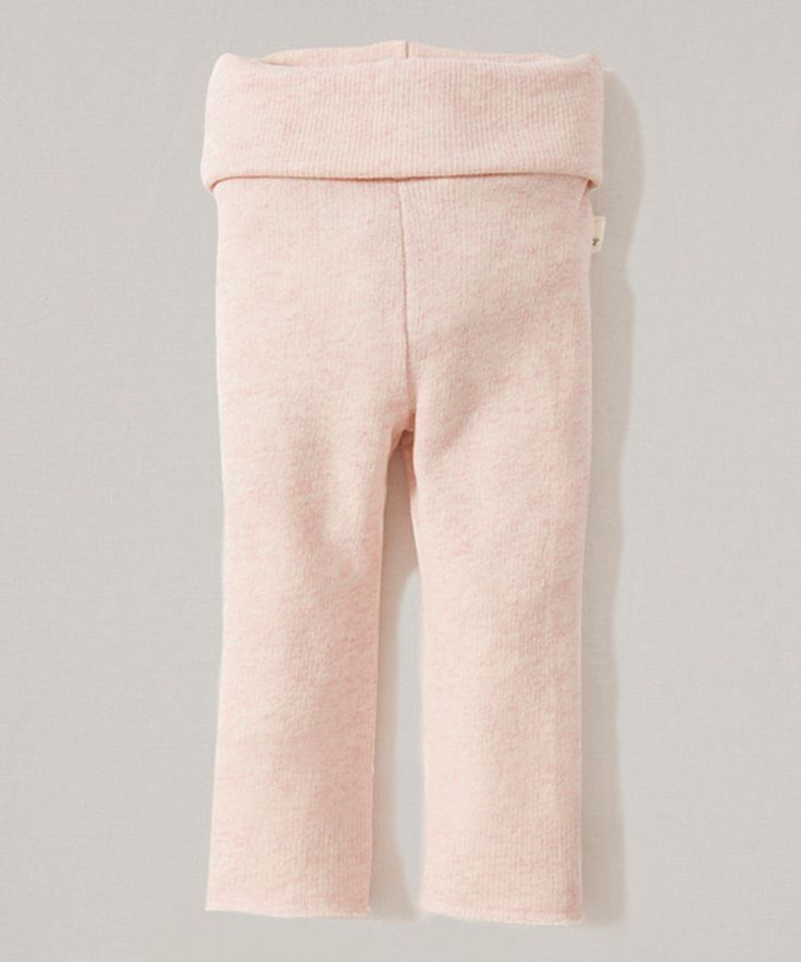 Blossom Terry Organic Yoga Pants - Infant & Toddler by Burt's Bees Baby