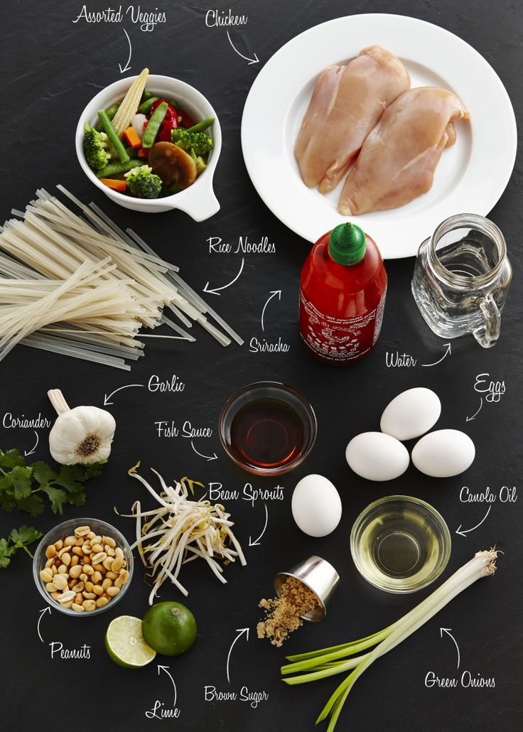 7 best stir fry images on pinterest chinese food cooking food and fresh and healthy ingredients for our pad thai recipe on our blog pad thai recipesasian forumfinder Images