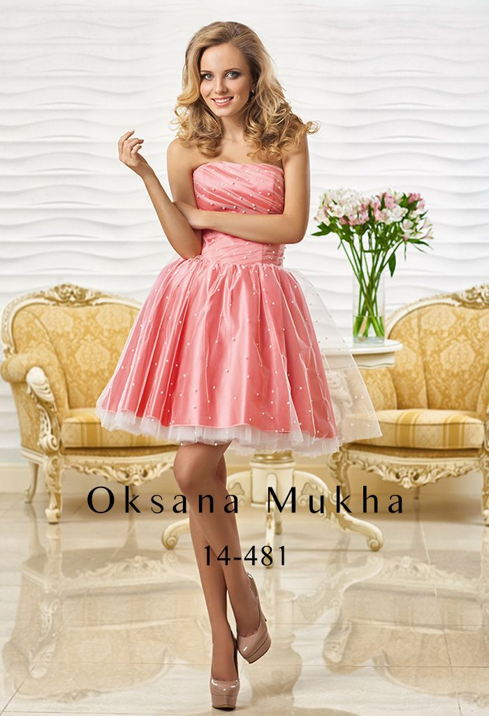 Wonderfull evening dress #OksanaMukha #eveningdress #eveninggown #elegant #chic #prom