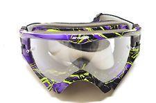 New Arnette Child Purple/Black/Green Series 3 MX Goggle NOS in eBay Motors, Parts & Accessories, Motorcycle Parts, Other Motorcycle Parts | eBay